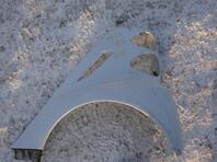 Крыло заднее левое Smart Fortwo/City (W451) c 2006 г.