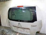 Дверь багажника Citroen C3 Picasso 2009 - 2017